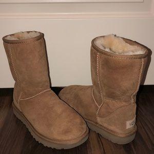 Ugg Women's Chestnut Boots 7